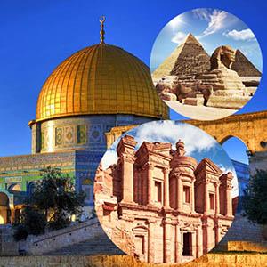 tour muslim non umroh masjidil aqso, mesir dan jordan
