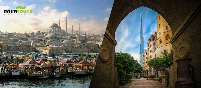 destinasi wisata turki dan dubai