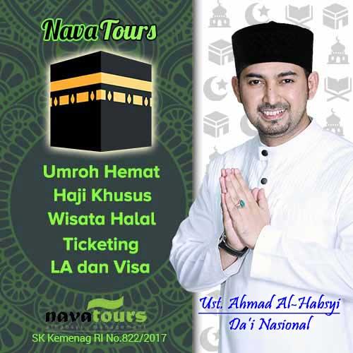 umroh murah jakarta promo lebih hemat by nava tour alhabsyi management