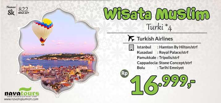 wisata halal turki by nava tour
