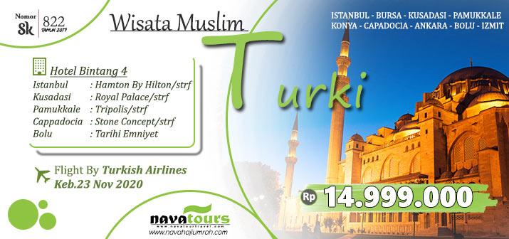 wisata halal turki nava tours